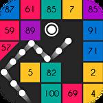 Balls bounce puzzle! Symbol