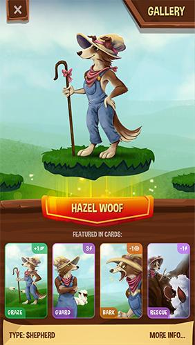 Onlinespiele Sheeping around für das Smartphone