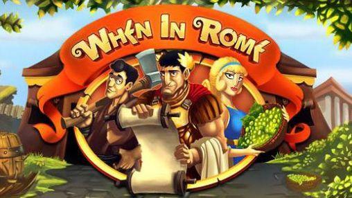When in Rome capture d'écran