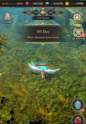 Infinity alive for Android
