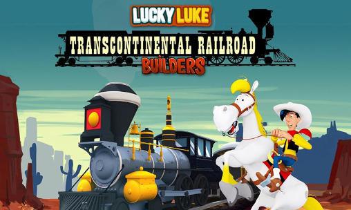 Lucky Luke: Transcontinental railroad builders Screenshot