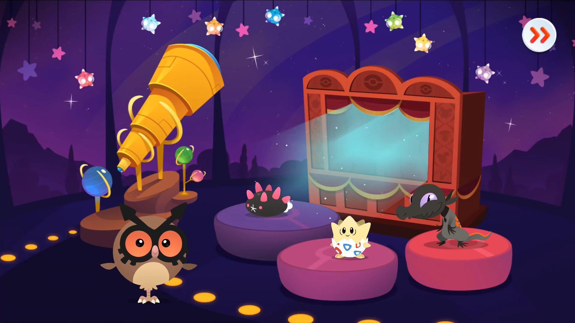 Pokémon Playhouse capture d'écran 1