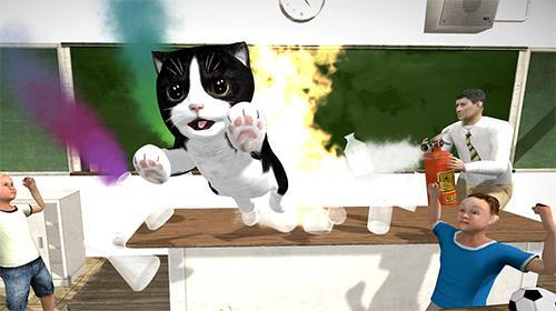 Simulation Cat simulator and friends! für das Smartphone