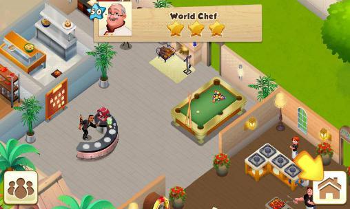 World chef screenshot 1