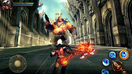 Action RPGs Shadow of discord: 3D MMOARPG auf Deutsch