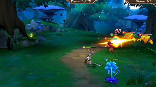 RPG Idle master 3D für das Smartphone