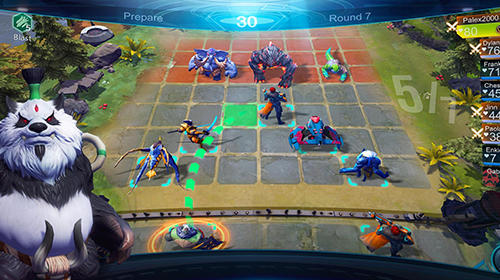 Arena of evolution: Chess heroes für Android