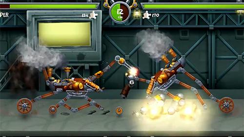 Zombie motors Screenshot
