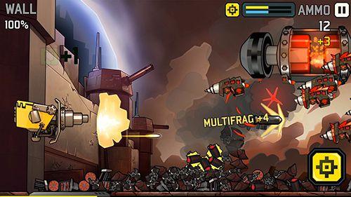Arcade-Spiele: Lade Yamgun auf dein Handy herunter