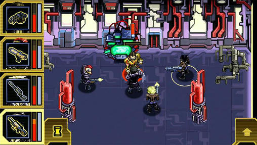 Cyberlords: Arcology pour Android