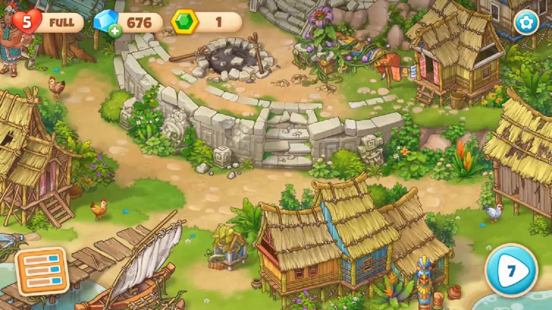 Vegamix Adventure screenshot 1
