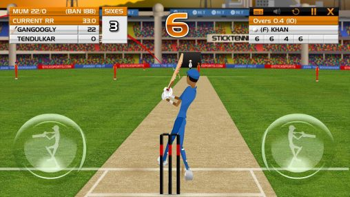 Stick cricket: Premier league для Android