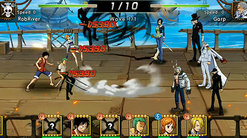 Strategy RPG games Pirates of new world in English