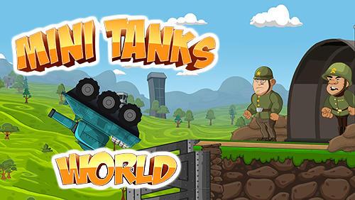 Mini tanks world: War hero race icon