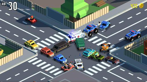 Traffic rush 2 für Android