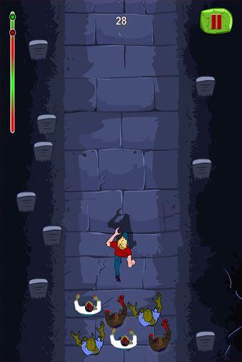 Arcade-Spiele: Lade Zombie Monster Nacht auf dein Handy herunter