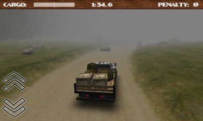 Dirt Road Trucker 3D pour Android