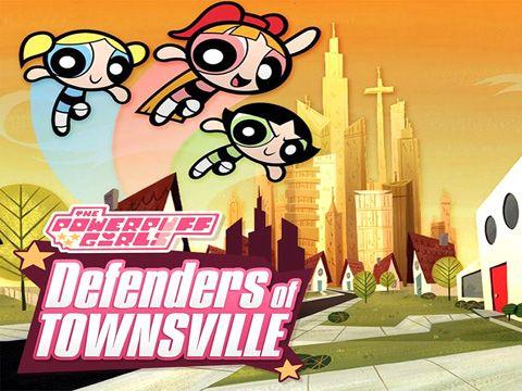 logo Powerpuff Girls: Defenders of Townsville