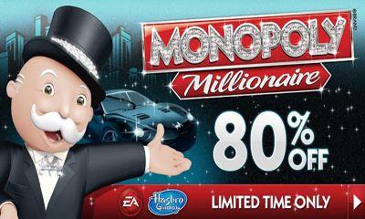 logo MONOPOLY Millionaire