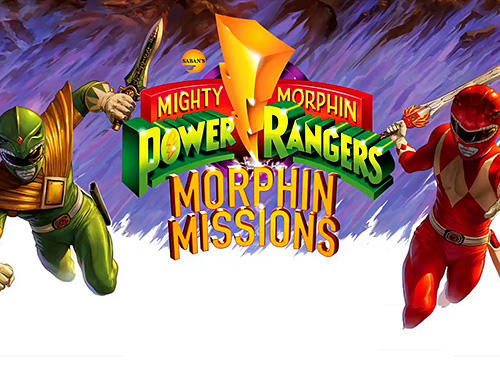 Mighty morphin: Power rangers. Morphin missions скріншот 1