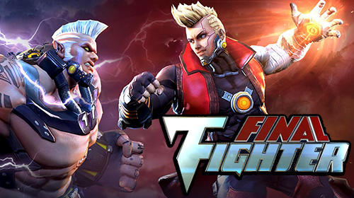 Final fighter Screenshot