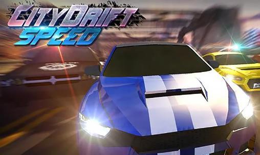 City drift: Speed. Car drift racing captura de tela 1