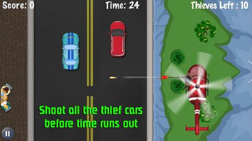 Highway chase for Android