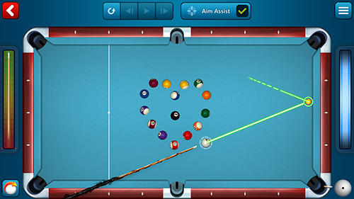 Pool live pro: 8-ball and 9-ball captura de tela 3