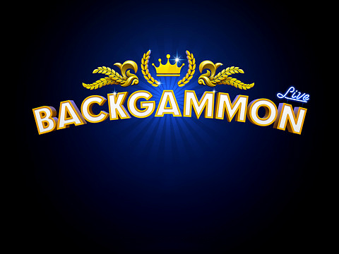 Backgammon live: Online backgammon capture d'écran 1