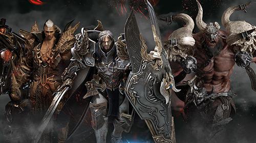 Juegos con multijugador Aion legions para teléfono inteligente