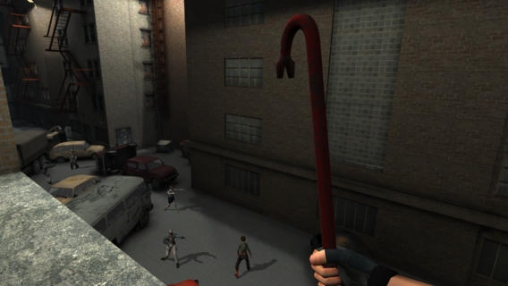 Action games: download The Dead Town to your phone