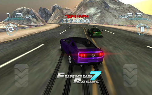 Furious racing 7: Abu-Dhabi Screenshot