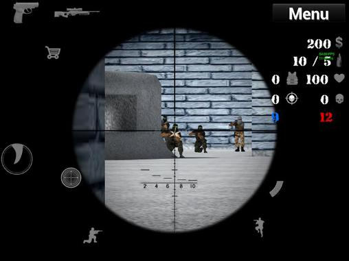 Special forces group for Android