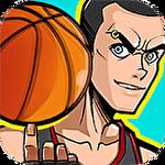 Иконка Burning basketball