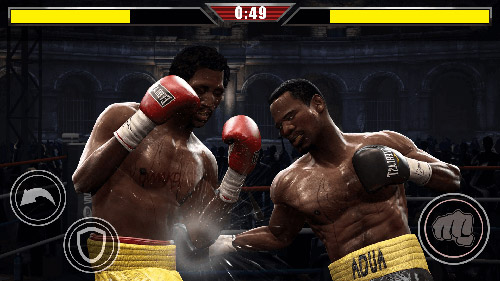 Real fist для Android