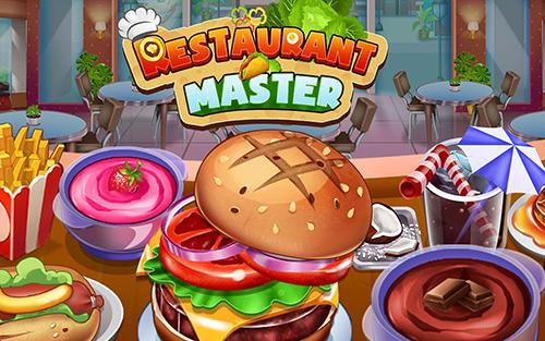 Restaurant master: Kitchen chef cooking game captura de tela 1