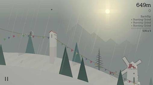 Alto's adventure captura de tela 1