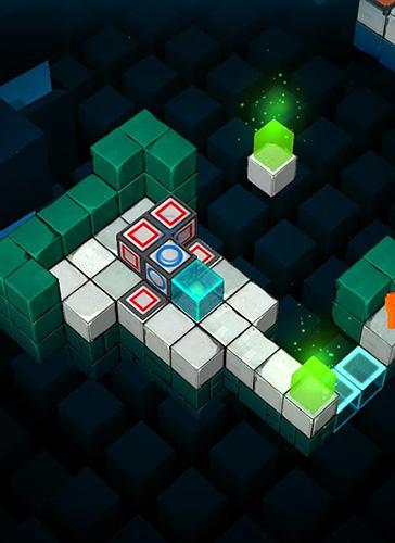 Cubanoid: Hardcore puzzle maze für Android
