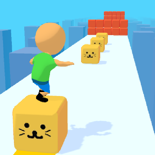 Иконка Cube Surfer!