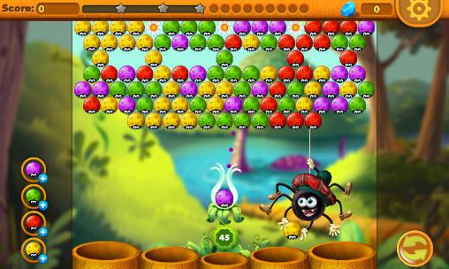 Arcade Bubble buggie pop für das Smartphone
