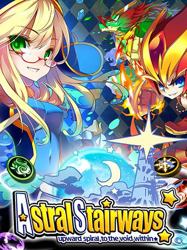 Astral stairways Screenshot