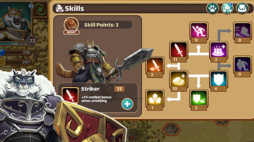 OnlineMillion lords: Real time strategyдля смартфону
