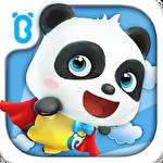 Little panda: Mini games Symbol