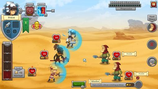 Quest run captura de pantalla 1