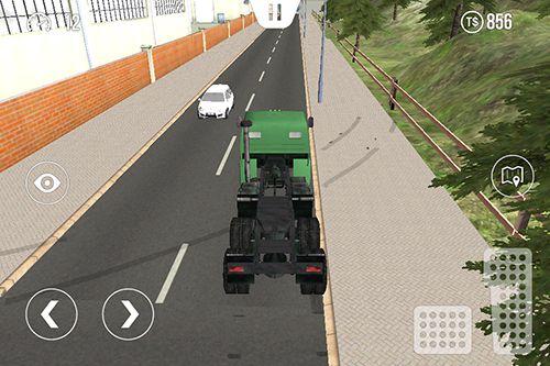 Camionero héroe para iPhone gratis