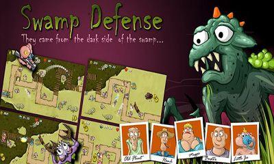 Swamp Defense скриншот 1