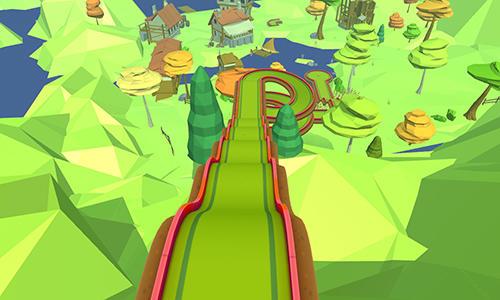 Arcade Mini golf paradise sport world für das Smartphone