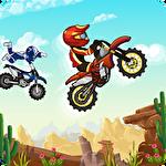 Extreme bike trip icono