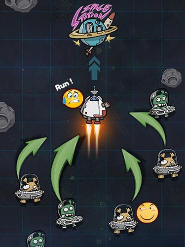 Galaxy tactics: Stupid aliens für Android