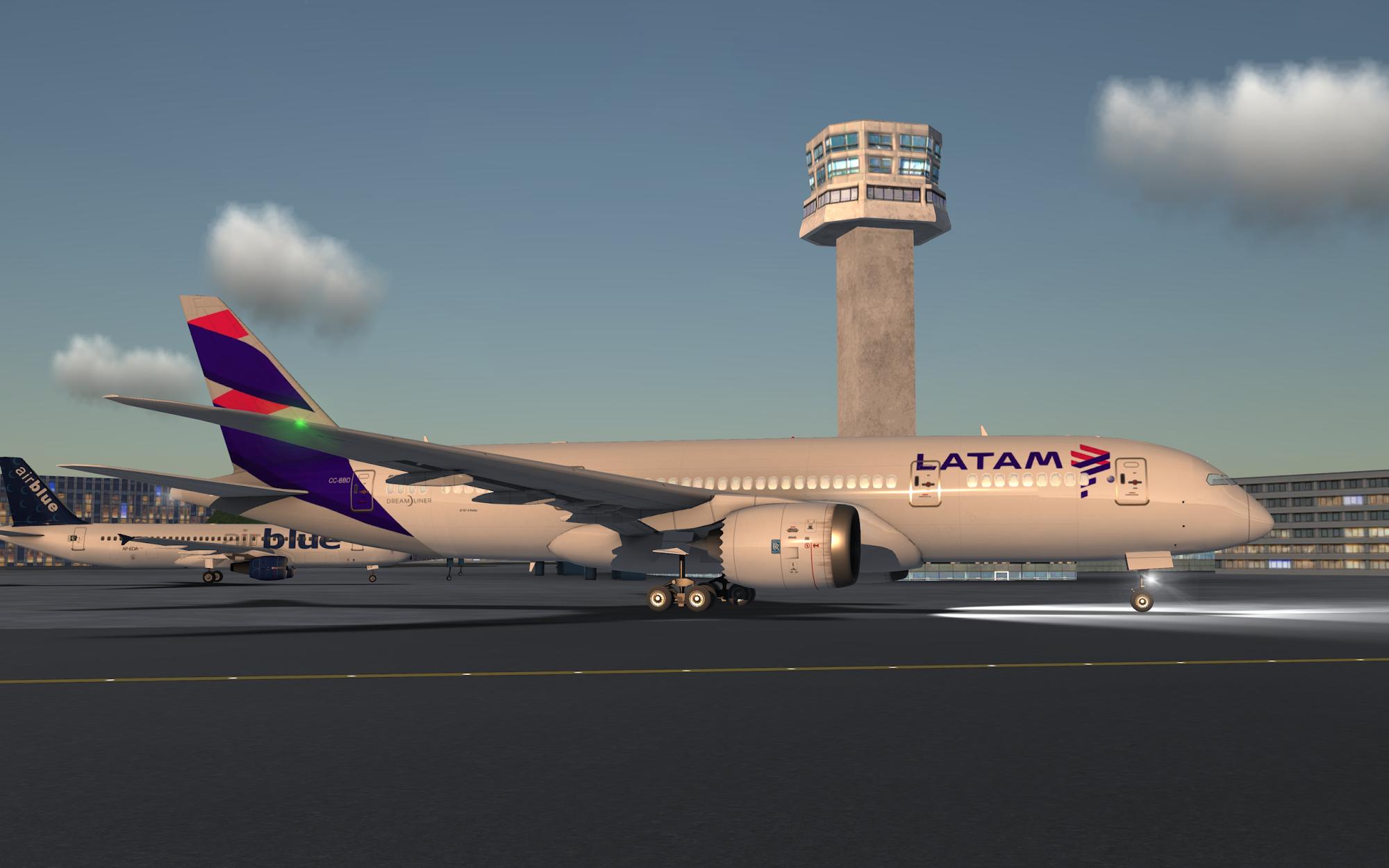 RFS - Real Flight Simulator скриншот 1